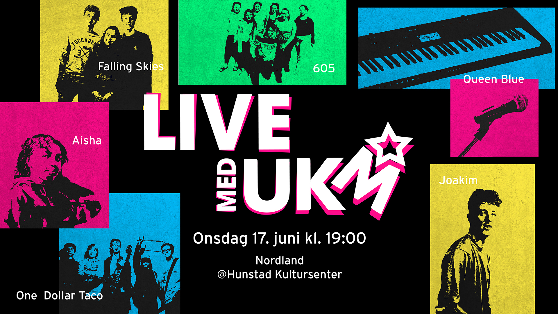 Live med UKM UKNKNOWN